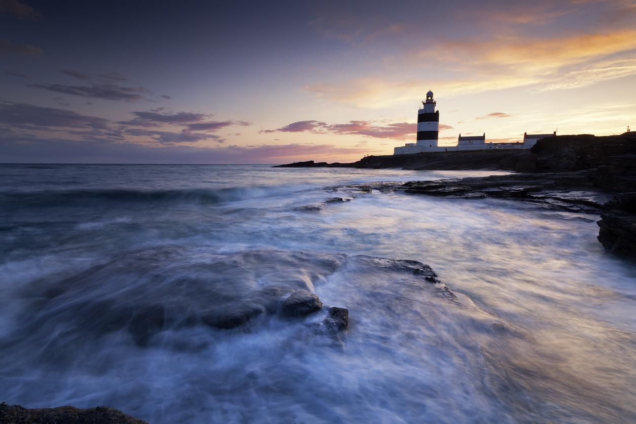 Hook Head Lighthouse, Co. Wexford, Ireland